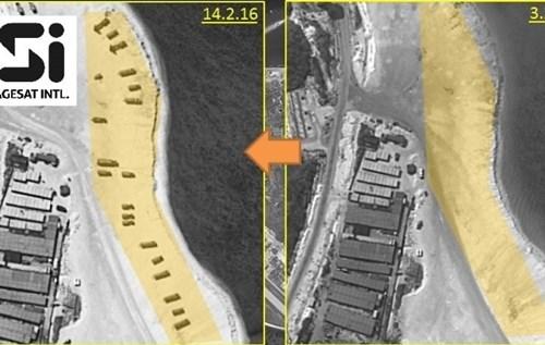 Les USA, le Japon denoncent l'amplification de la militarisation par Pekin en Mer Orientale hinh anh 1