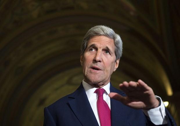 Les USA, le Japon denoncent l'amplification de la militarisation par Pekin en Mer Orientale hinh anh 2
