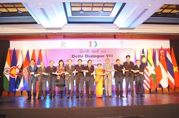 Le Vietnam au 8e Dialogue de Delhi en Inde hinh anh 1