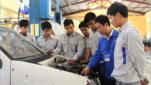 Soutien allemand de la reforme de la formation professionnelle au Vietnam hinh anh 1