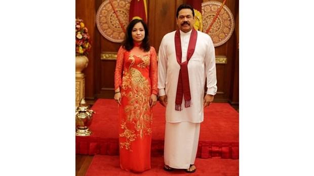 Dynamiser la cooperation Vietnam-Sri Lanka hinh anh 1
