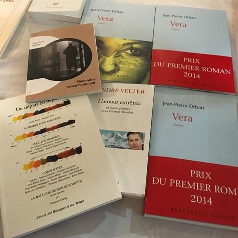 Echanges entre poetes francophones et vietnamiens a Hanoi hinh anh 3