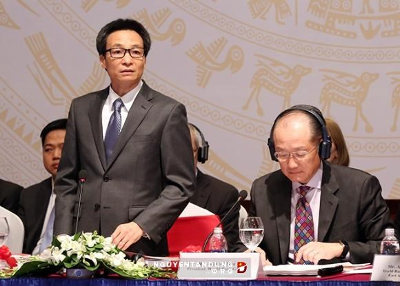Rapport Vietnam 2035 : Vers la prosperite, la creativite, l'egalite et la democratie hinh anh 1
