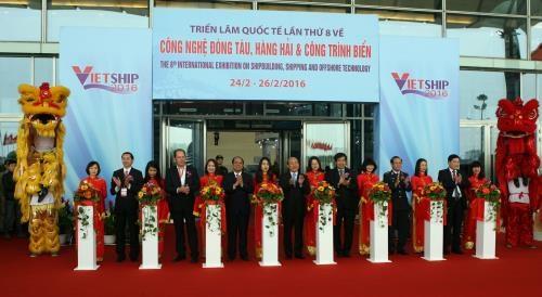 Le 8e Salon international de construction navale et de navigation a Hanoi hinh anh 1