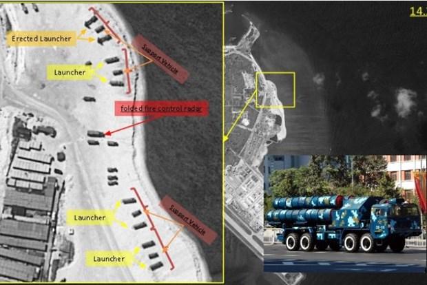 Les Etats-Unis ereintent la militarisation par la Chine en Mer Orientale hinh anh 2