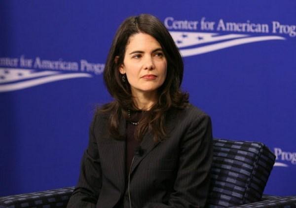 L'ambassadrice americaine preoccupee par les actes chinois en Mer Orientale hinh anh 1