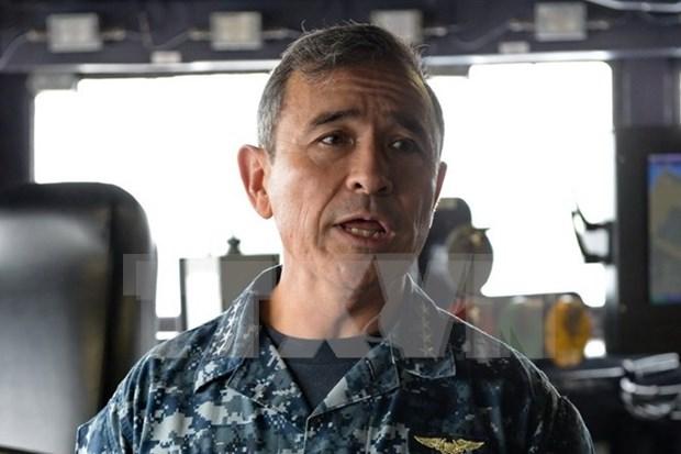 "Le Pentagone accuse Pekin de chercher a controler ""de facto"" la Mer Orientale hinh anh 1"