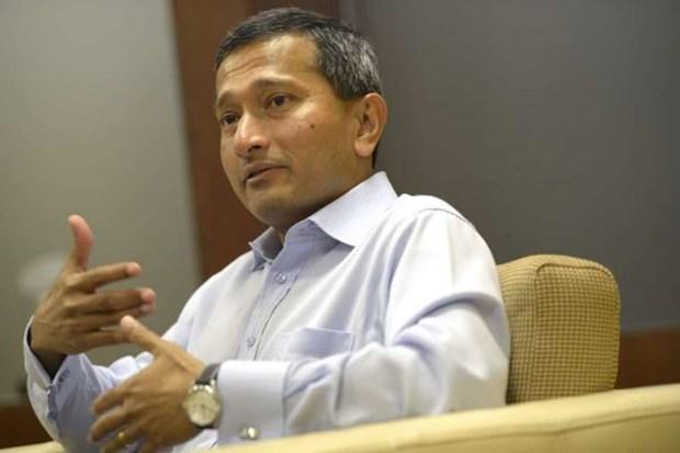 Singapour va promouvoir le Code de conduite en Mer Orientale hinh anh 1