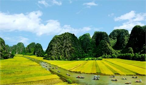 Le tournage du film americain Kong : Skull Island est a Ninh Binh hinh anh 2