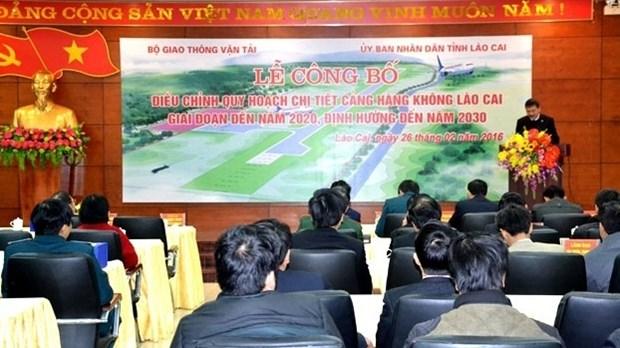 Bientot deux nouveaux aeroports au Nord hinh anh 1