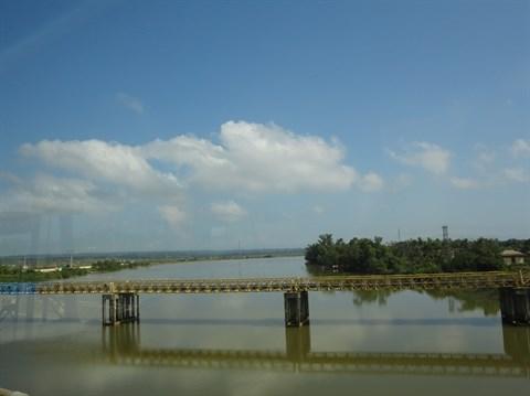 Le pont Hien Luong, symbole de l'aspiration a la reunification hinh anh 1