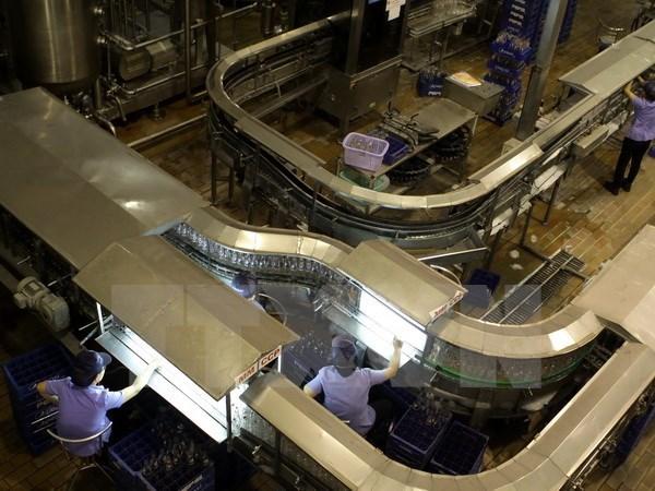 Fevrier : l'indice de production industrielle augmente de pres de 8 % sur un an hinh anh 1