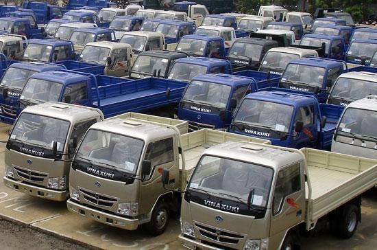 TMT inaugure une chaine de production de camions a Hung Yen hinh anh 1
