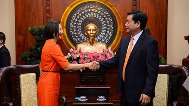 Ho Chi Minh-Ville favorise toujours les investissements hinh anh 1
