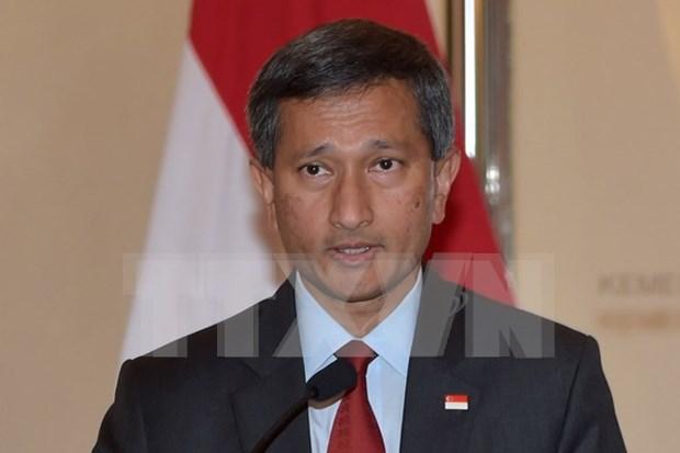 Singapour et la Chine cherchent a reduire les risques de conflits en Mer Orientale hinh anh 1
