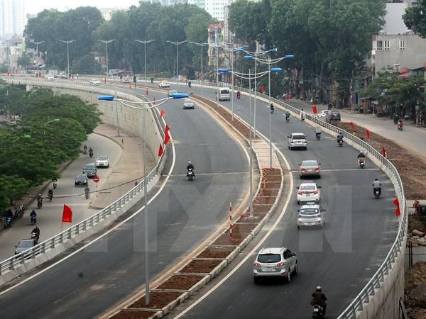 Aide de la BM pour le developpement du transport urbain a Hanoi hinh anh 1
