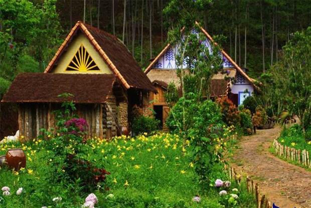 L'ecotourisme au village de Cu Lan hinh anh 1