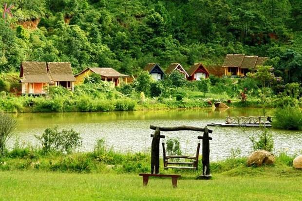 L'ecotourisme au village de Cu Lan hinh anh 2