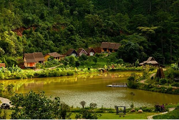 L'ecotourisme au village de Cu Lan hinh anh 4
