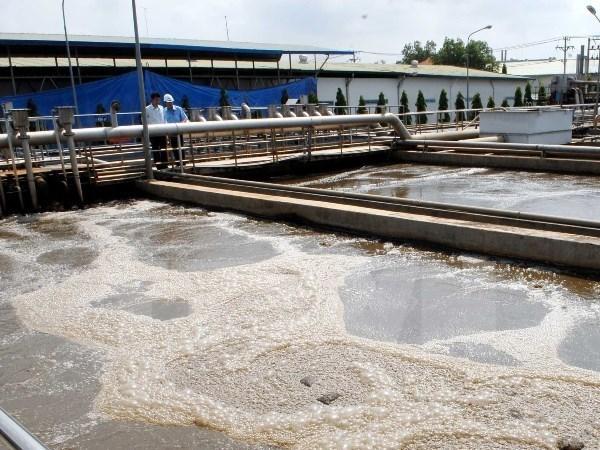 Approbation d'un projet de traitement des eaux usees finance par la BM hinh anh 1