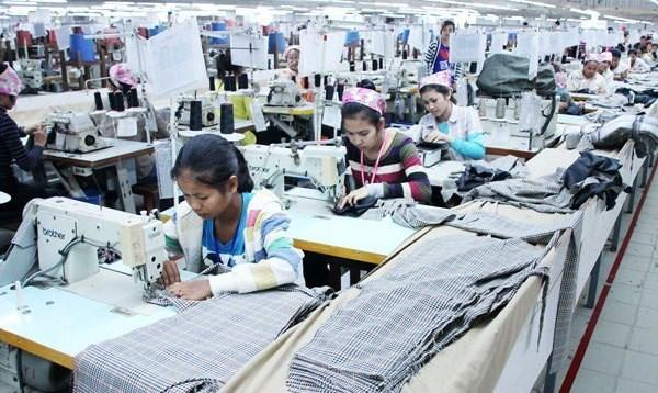 Le textile et l'habillement du Vietnam seduisent les investisseurs sud-coreens hinh anh 1