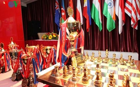 Bientot le tournoi international d'echecs HD Bank 2016 hinh anh 1