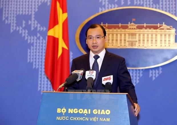 Le Vietnam persiste dans la protection pacifique de sa souverainete maritime hinh anh 1