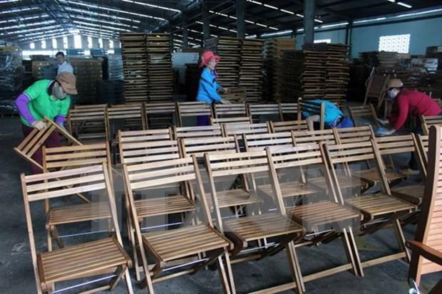 Recul des importations vietnamiennes de bois en deux mois hinh anh 1