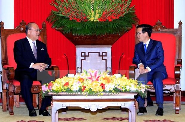 Promotion des relations Vietnam-Japon hinh anh 1