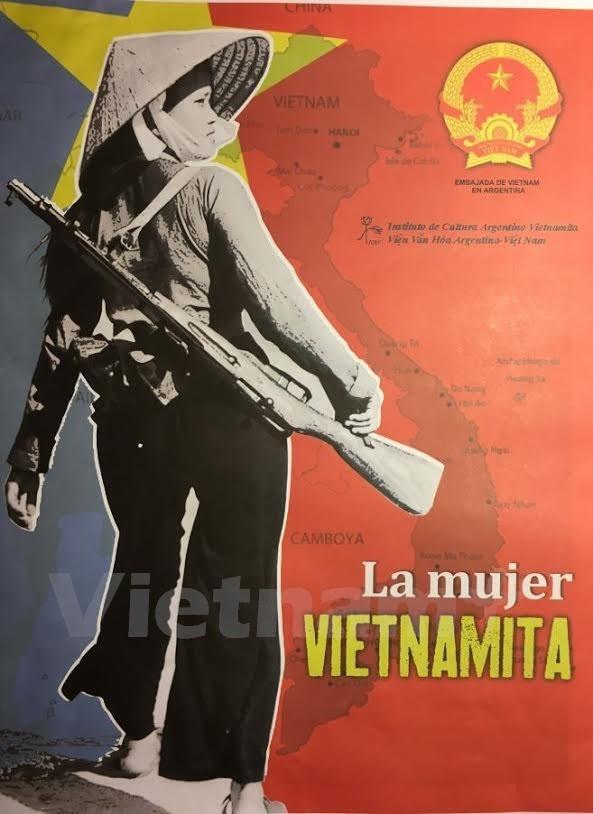 La Maison d'edition argentine Cienflores salue le role des femmes vietnamiennes hinh anh 1