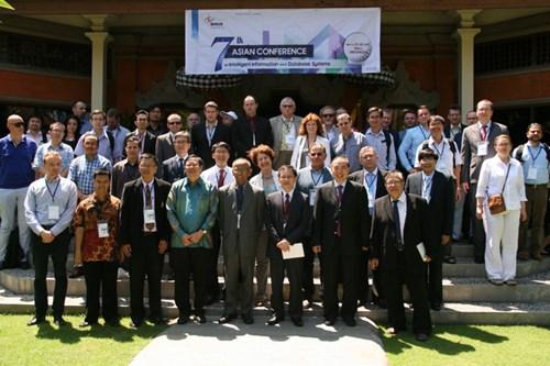 Informatique : la conference ACIIDS a Da Nang du 14 au 16 mars hinh anh 1