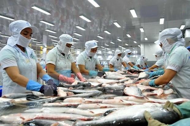 Les Etats-Unis promettent de ne pas entraver les ventes de pangas vietnamiens hinh anh 1