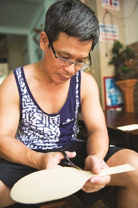 Nguyen Tuan An, le prodige du ping-pong hinh anh 2
