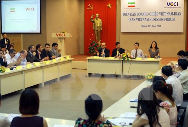 Vietnam et Iran vont accelerer leur cooperation economique et commerciale hinh anh 1