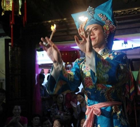 Le rituel hau dong en quete de reconnaissance hinh anh 2