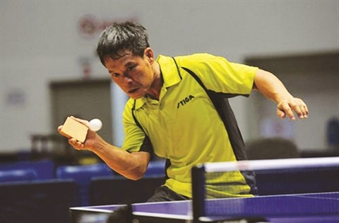 Nguyen Tuan An, le prodige du ping-pong hinh anh 1