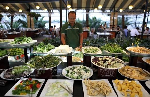 Village touristique de Binh Quoi, le coin des gourmets hinh anh 2