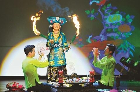 Le rituel hau dong en quete de reconnaissance hinh anh 1