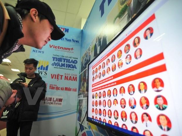 Coup d'envoi de la fete nationale de la presse de 2016 hinh anh 3