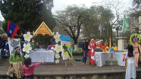La Journee internationale de la Francophonie fetee a Hanoi hinh anh 1