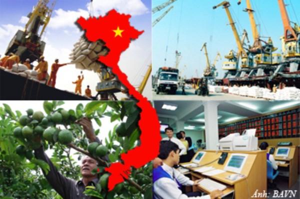 Vietnam, un des pays a de forte croissance de 2015 hinh anh 1