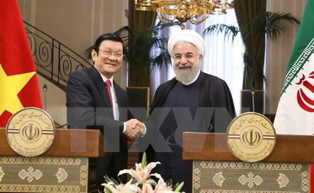 La tournee presidentielle impulse les liens avec Tanzanie, Mozambique et Iran hinh anh 3