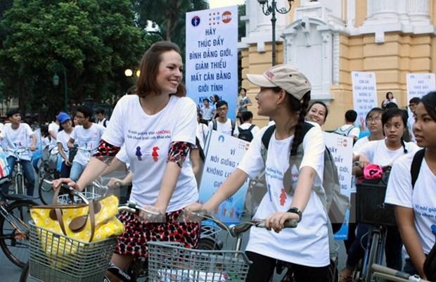 Acquis du Vietnam dans l'autonomisation des femmes hinh anh 1