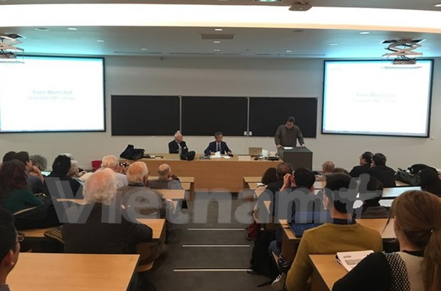 Conference sur la strategie energetique pour le Vietnam hinh anh 1