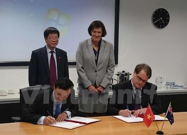 Vietnam et Australie renforcent leur cooperation scientifique et technologique hinh anh 1