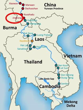 Le Vietnam se felicite du deversement double de barrages chinois hinh anh 1