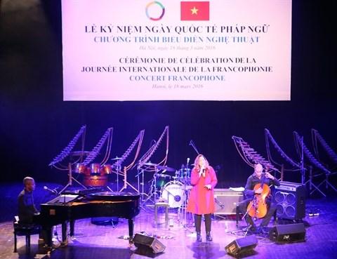 La Francophonie sous les milles feux de l'Opera hinh anh 1