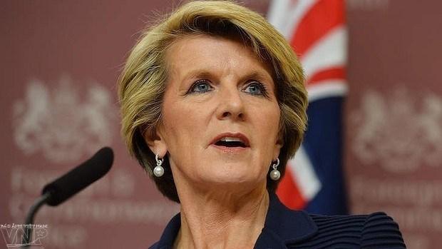 Australie, Singapour soulignent la liberte de navigation en Mer Orientale hinh anh 1