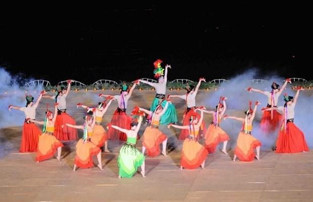 Une vingtaine de troupes de 15 pays attendus au Festival de Hue 2016 hinh anh 1