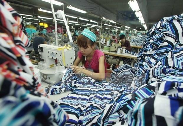 Japon et Vietnam discuteront du developpement de l'industrie textile hinh anh 1
